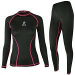 Women Sportswear ARSUXEO Elastic Fabric