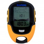 Digital Altimeter Sunroad FR500 Multifunction LCD LED Torch