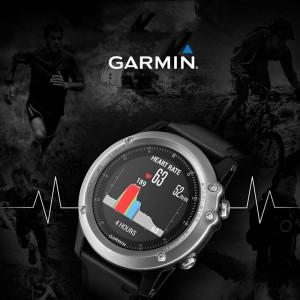 Garmin Fenix 3 HR Smart Watch Review